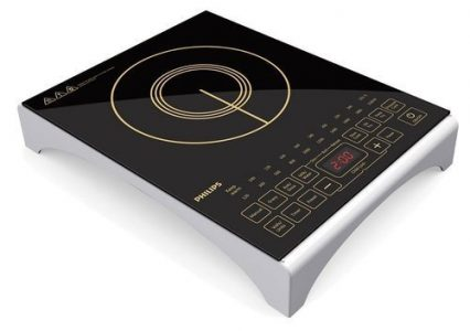 Phillips Viva Collection HD 4938 Induction Cooktop