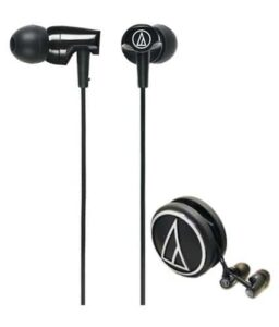Audio-Technica ATH-CLR100BK in-Ear Headphones