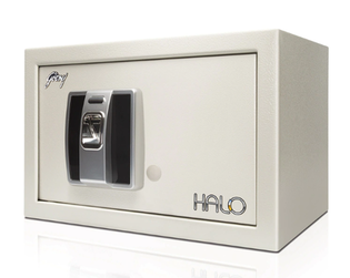 Godrej Security Solutions Halo Bio Steel Safe