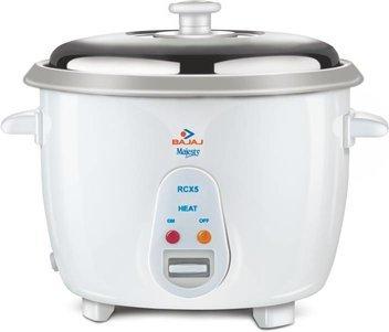 Bajaj RCX 5 Best Rice Cooker