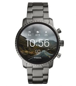 Fossil Explorist best smartwatch in india