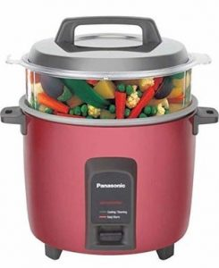 Panasonic SR- Y18FHS best rice cooker in india
