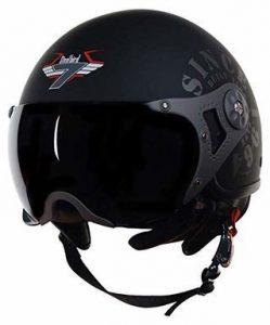 Steelbird SB-27 Open Face Helmet