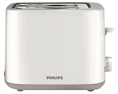 Philips Daily Collection 800-Watt 2 Slot Toaster