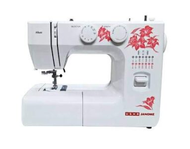 Usha Janome Allure Automatic Zig-Zag Electric best Sewing Machine