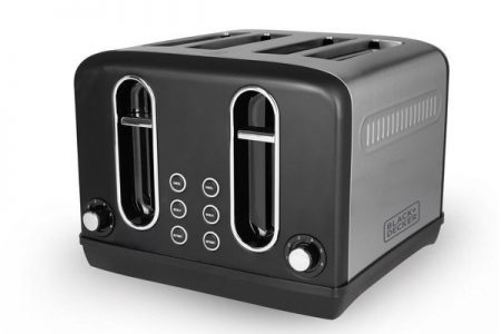Black + Decker best toaster in India