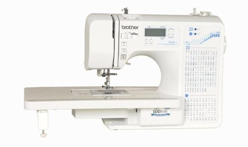Brother FS101 Computarized Sewing Machine