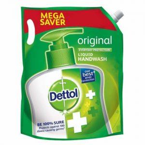 dettol original hand wash