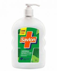 Savlon Herbal Sensitive Handwash
