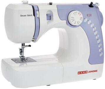Usha Janome Dream Stitch Automatic Electric Sewing Machine