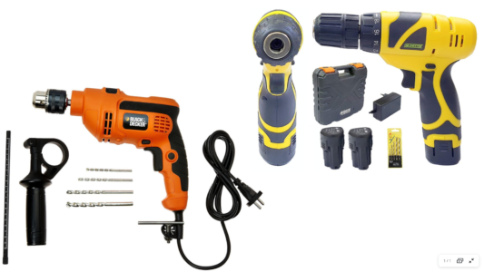 Best Drill Machines For Home Use in India