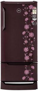 Godrej 225 L 4-Star Direct Cool Single Door Refrigerator