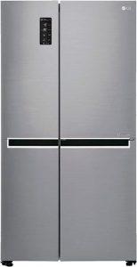 LG 687 L Inverter Frost-Free Side-by-Side Refrigerator