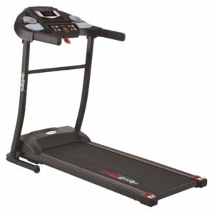 Healthgenie 3911M Lightweight Foldable Motorized Treadmill