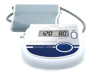 Citizen CH432  Digital Blood Pressure Monitor
