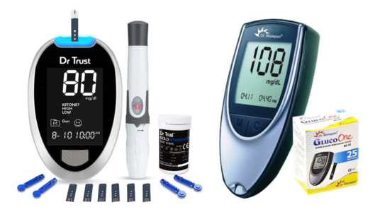 Best Glucometers in India for Testing Blood Sugar Levels