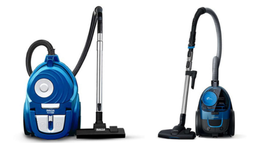 Best Canister Bagless Vacuum Cleaners in India
